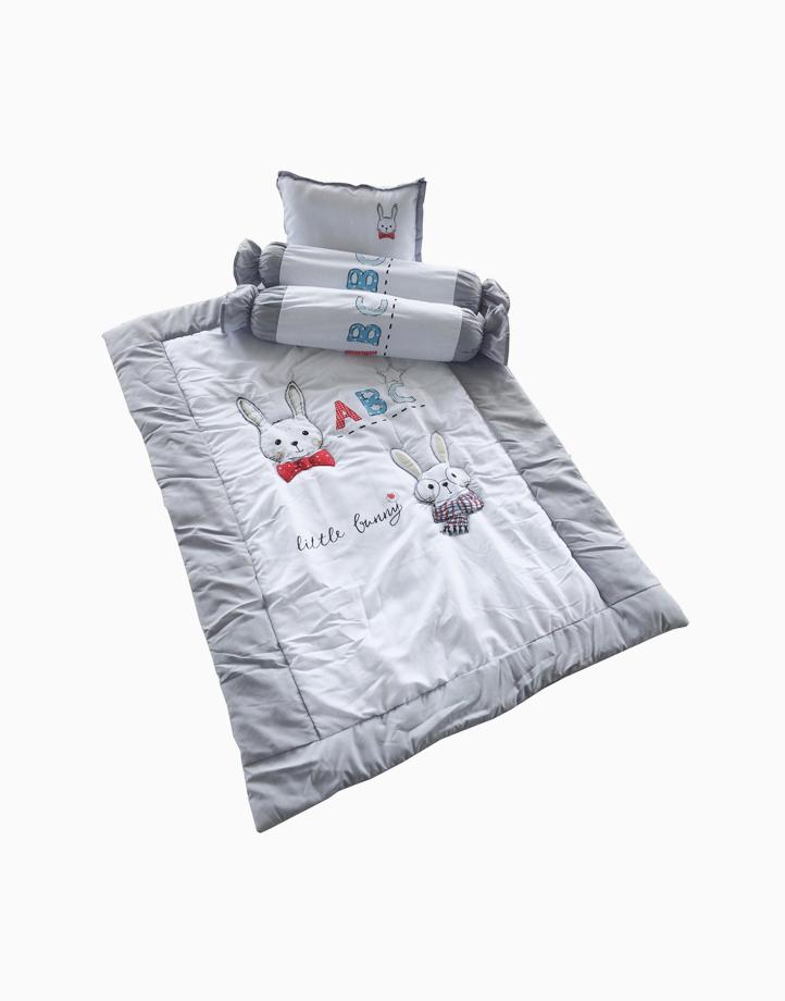Comforter Set by Kozy Blankie | Little Bunny