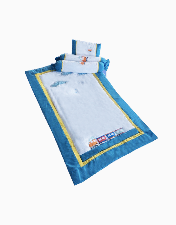 Comforter Set by Kozy Blankie | Colored Train