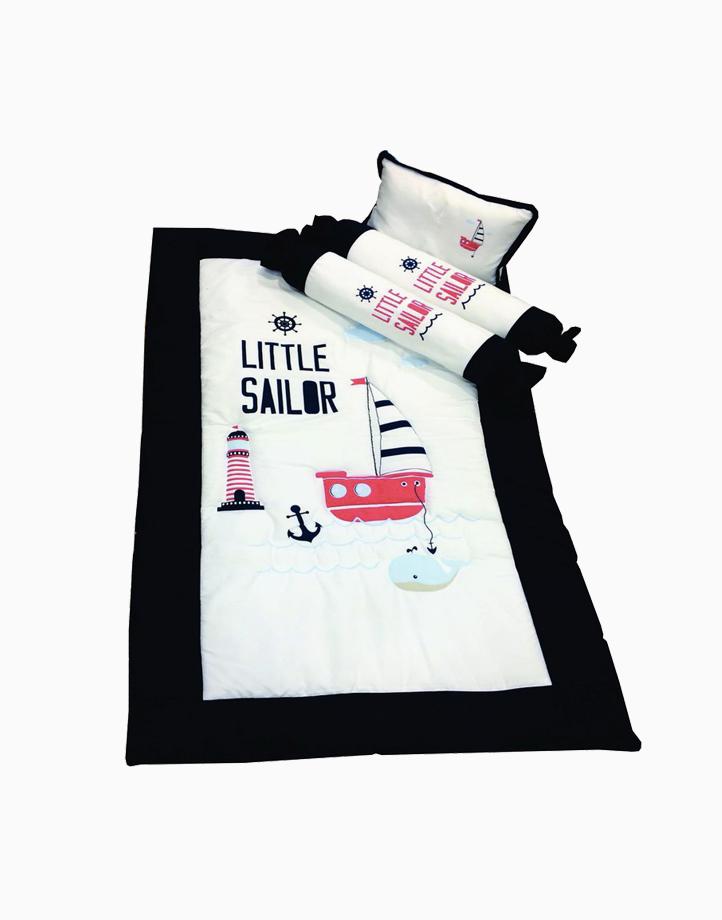 Comforter Set by Kozy Blankie | Little Sailor