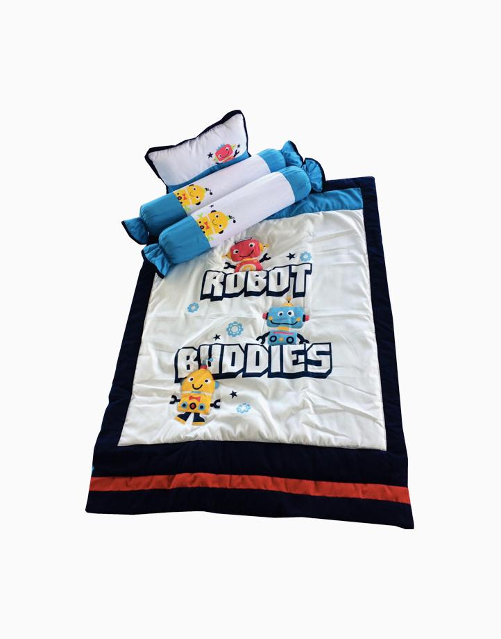 Comforter Set by Kozy Blankie | Dr. Robot