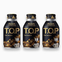 Maxim Espresso TOP The Black 275ml (Pack of 3) by Maxim