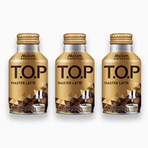 Maxim Espresso: TOP Master Latte 275ml (Pack of 3) by Maxim
