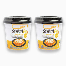Yopokki onion   butter cup 120g %28pack of 2%29