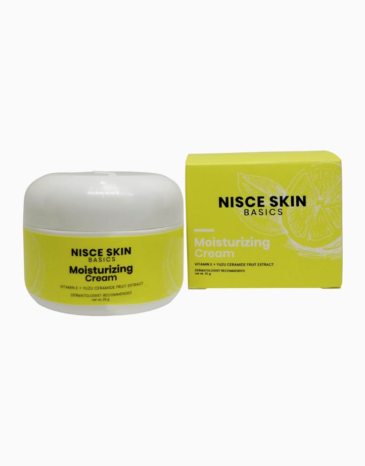 Moisturizing Cream (Vitamin E + Yuzu Ceramide Fruit Extract) by Nisce Skin Basics
