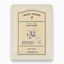 Re rich hand v special carehand mask