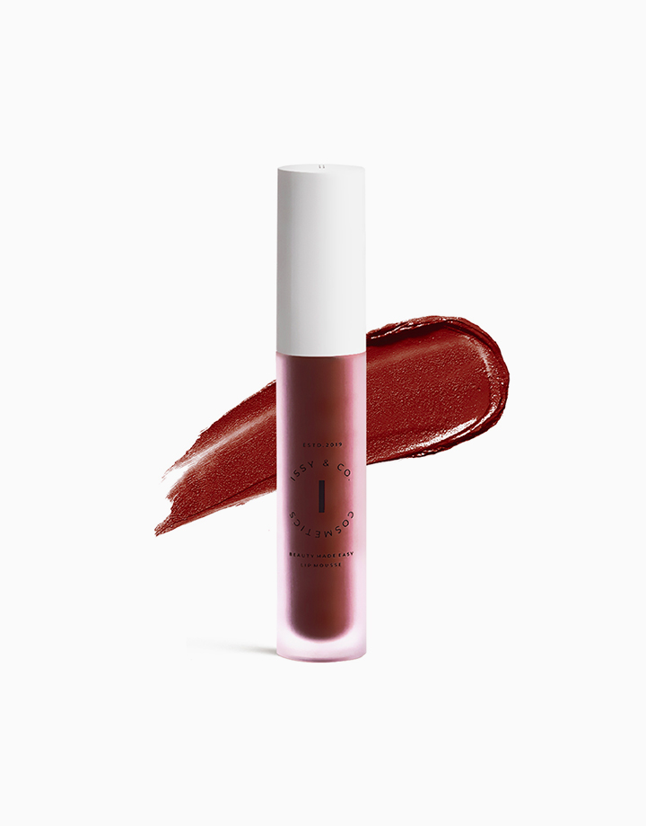 Lip Mousse by Issy & Co. | Rose Brown