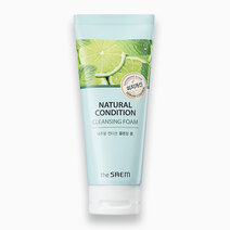47105 natural condition cleansing foam sebum controlling 1