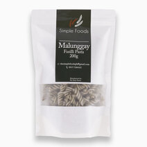 Malunggay Fusilli (200g) by Simple Foods