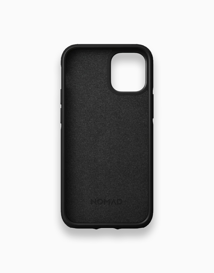 Rugged Case for iPhone 12 Mini by NOMAD   Black
