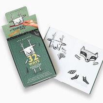 32 ways woodland animals activity book set for kids