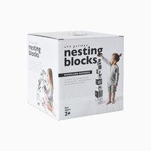 Nesting blocks woodland numbers 1