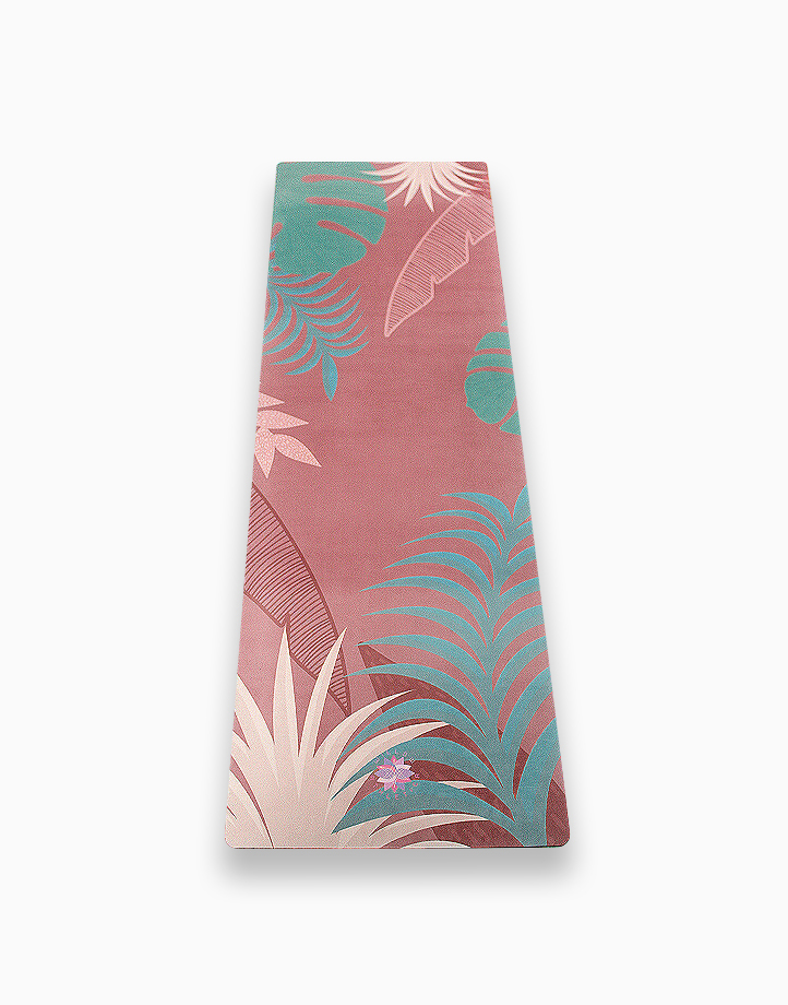 Nora Suede Yoga Mat by Willow Athletica