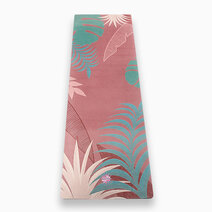 Willow athletica nora suede yoga mat