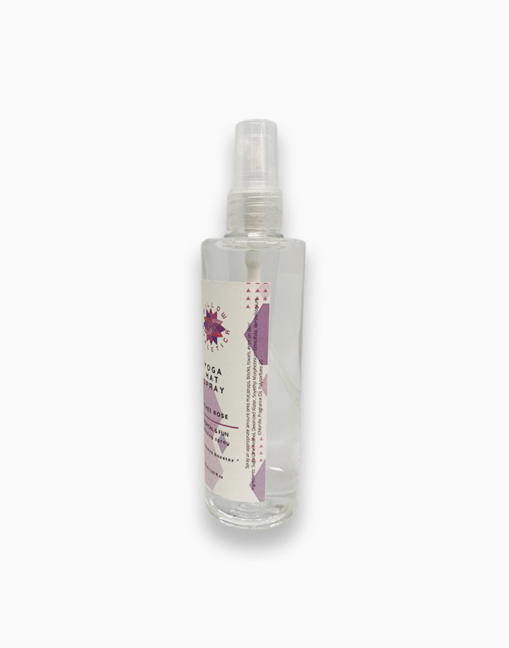 Yoga Mat Spray - Lychee Rose (Tropical and Fun) by Willow Athletica
