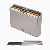 Joseph joseph folio %28regular%29 with free chef s knife silver
