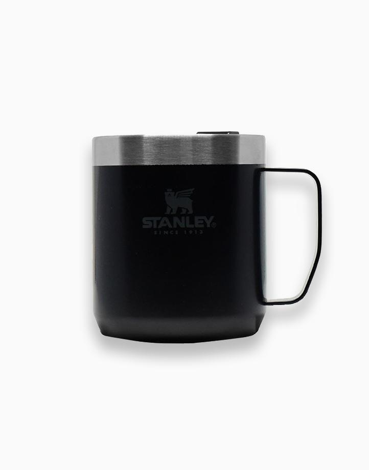 Classic Camp Mug (12oz / 354ml) by Stanley | Matte Black