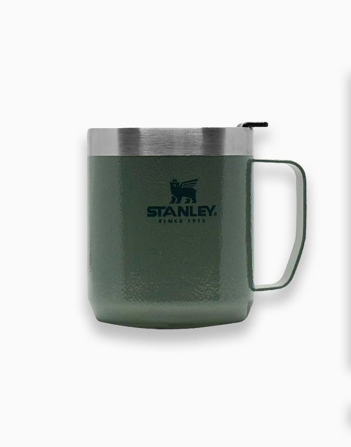 Classic Camp Mug (12oz / 354ml) by Stanley | Hammertone Green