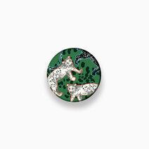 RF x PopSockets - Green Leopard by Richmond & Finch