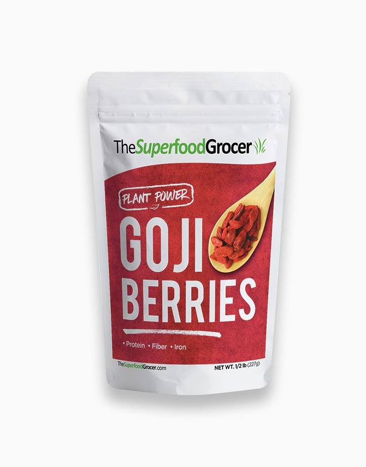 Organic Goji Berries by The Superfood Grocer