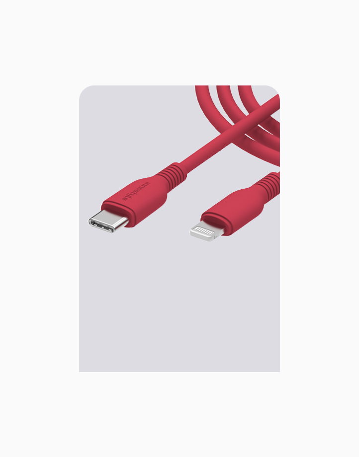 Jazzy USB-C to Lightning Cable 1.2m by Innostyle | Orange