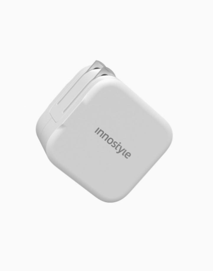 MiniGo III USB-C PD Charger 20W  - White by Innostyle