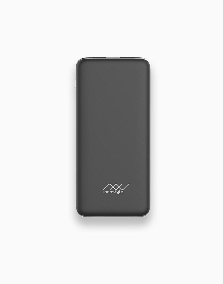 PowerGo Plus PD/QC 10000mAh 18W Powerbank by Innostyle   Black