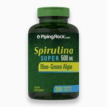 Piping rock spirulina 1