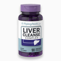 Liver Cleanse Complex (90 Capsules) by Piping Rock