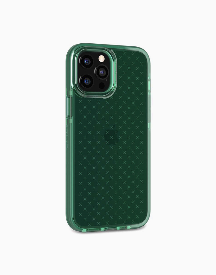 EvoCheck for iPhone 12 Pro Max by TECH21   Midnight Green