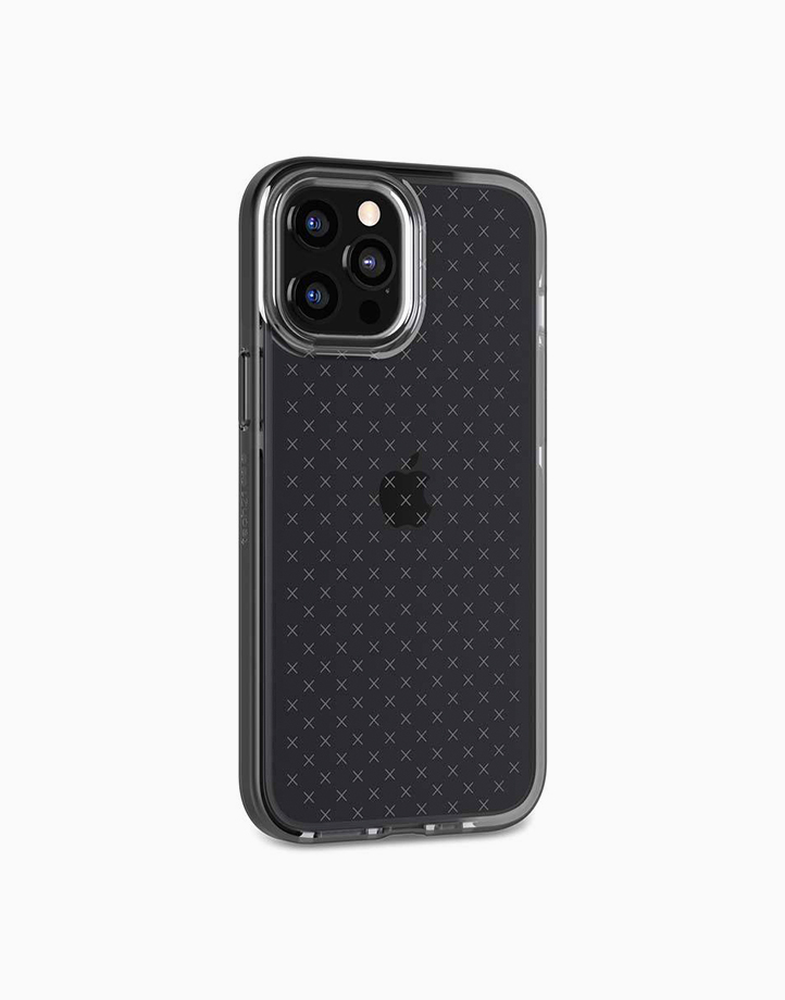 EvoCheck for iPhone 12 Pro Max by TECH21   Smokey/Black