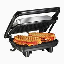 Panini grill gourmet sandwich maker