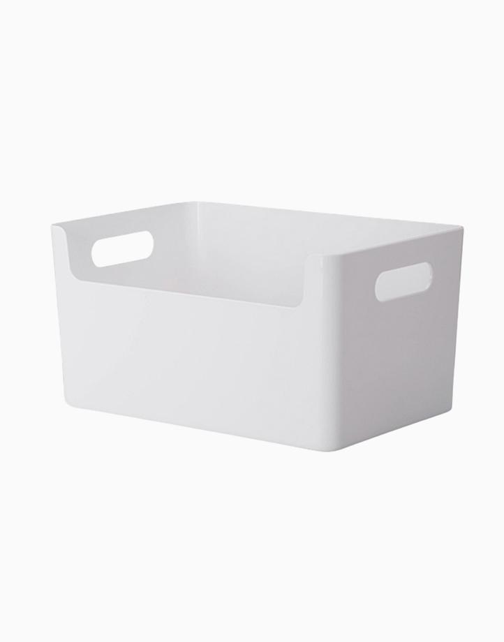U-Shaped Multifunctional Storage Box with Handle by Neetly
