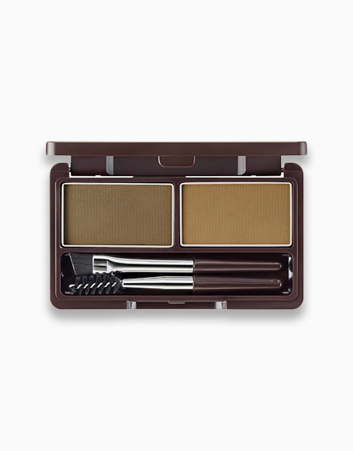 Eco Soul Eyebrow Kit by The Saem   01 Natural Brown