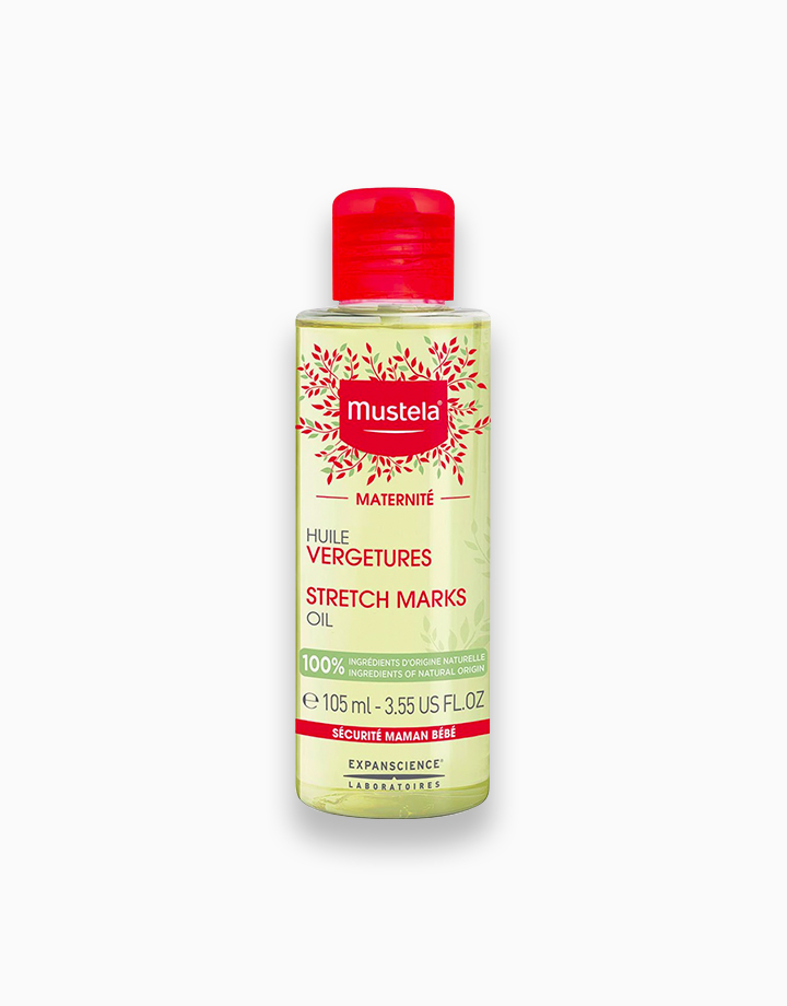 Stretch Marks Oil (105ml) by Mustela