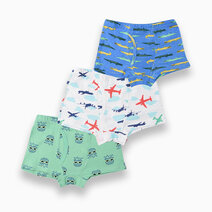 Allegro three pack boxer briefs for boys 7