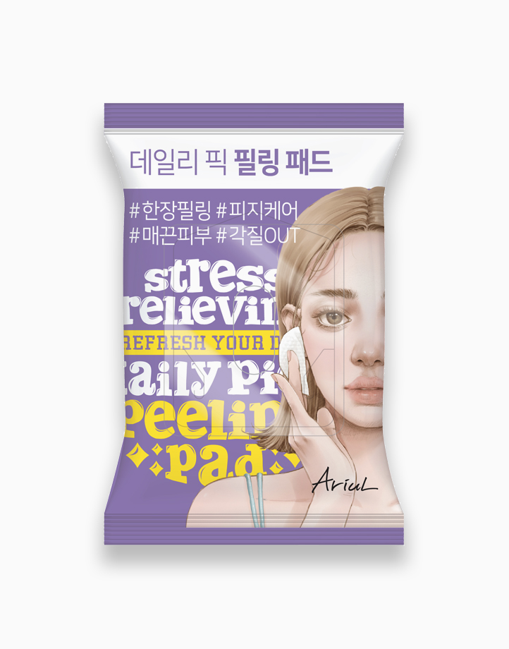 Stress Relieving Daily Pick Peeling Pad by Ariul
