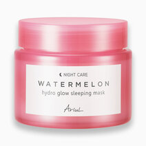 Re watermelon hydro glow sleeping mask