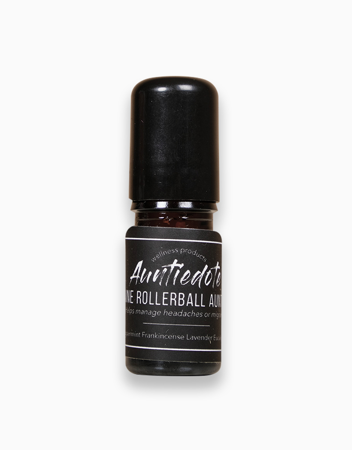 Migraine Rollerball Auntiedote (5ml) by Auntiedote