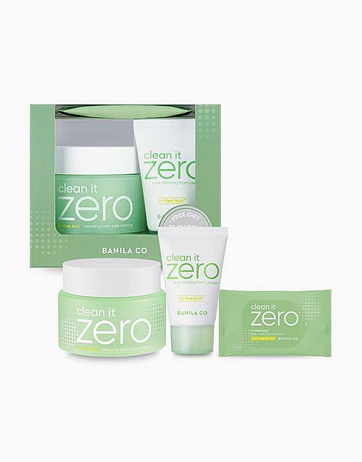 Clean It Zero Pore Clarifying Special Set by Banila Co.
