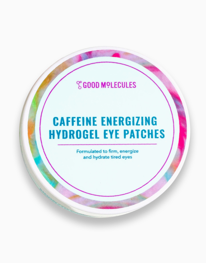 Caffeine Energizing Hydrogel Eye Patches by Good Molecules