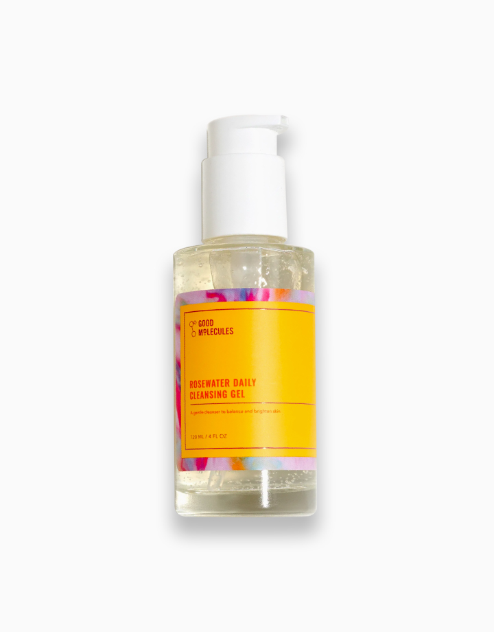Rosewater Daily Cleansing Gel by Good Molecules