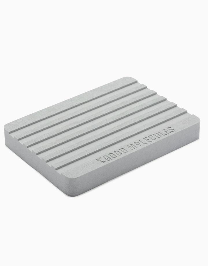 Stone Soap Tray by Good Molecules