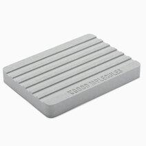Stone soap tray