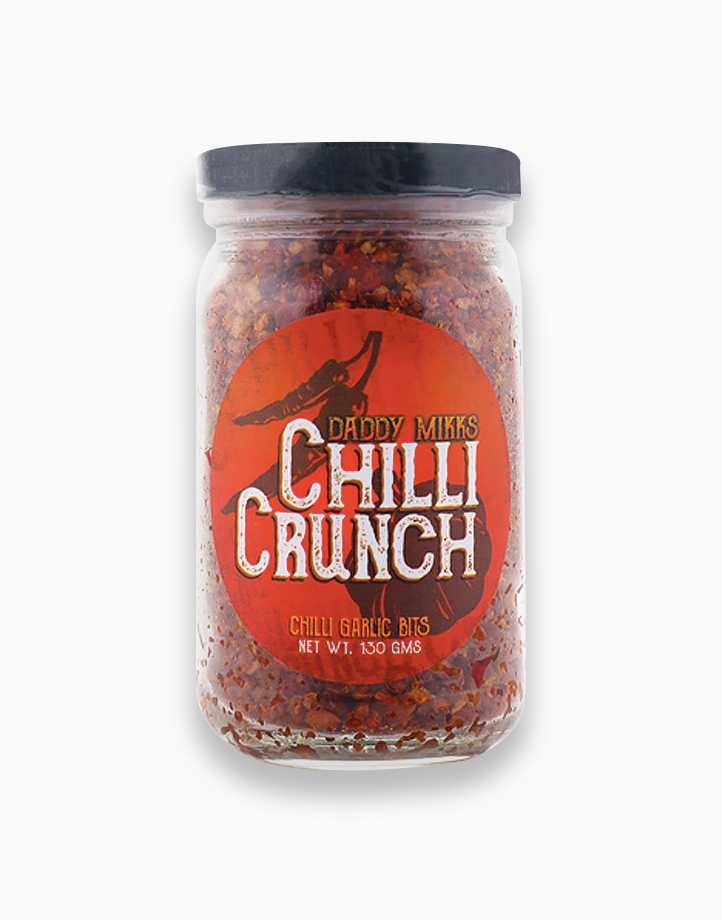 Daddy Mikks Chilli Crunch (130g) by Daddy Mikks Chilli Crunch