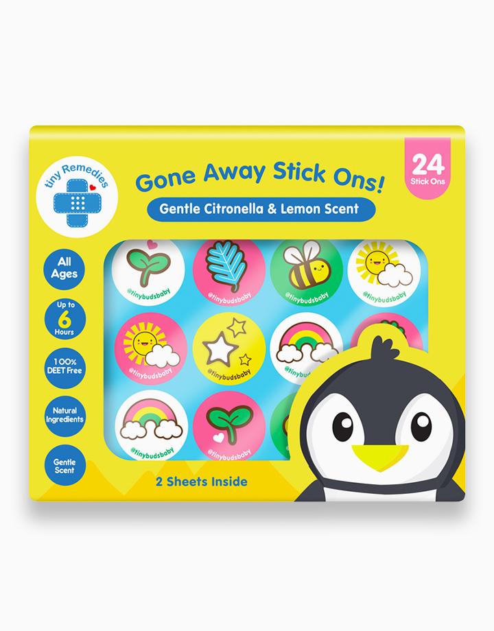Gone Away Stick Ons (24 pcs) by Tiny Buds
