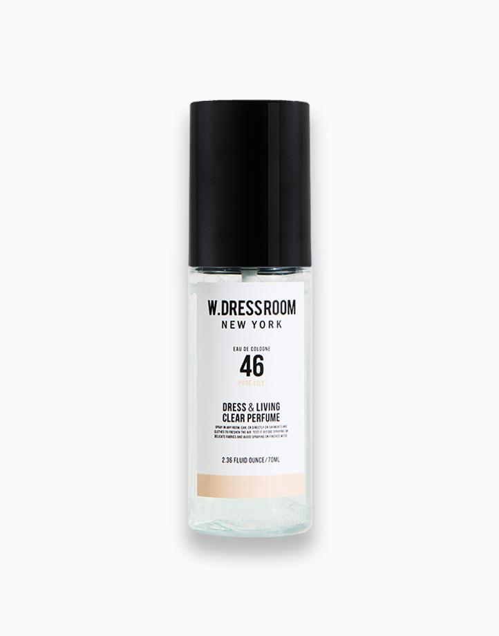 Dress & Living Clear Perfume No. 46 (Pure Lily) by W.Dressroom