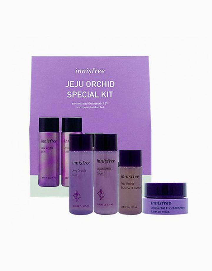 Jeju Orchid Trial Kit by Innisfree