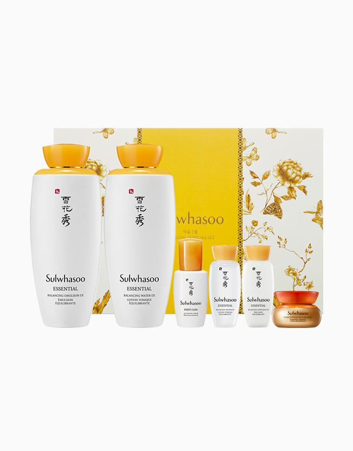 Essential Skincare Set by Sulwhasoo