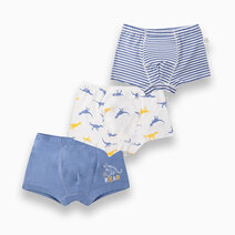 Lyric three pack boxer briefs for boys 1