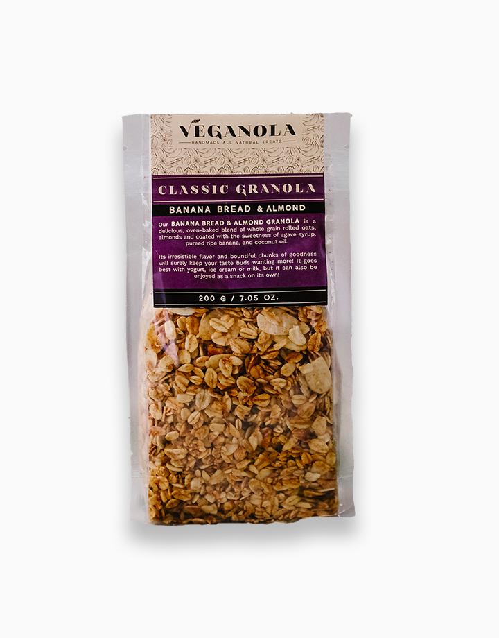 Banana Bread Almond Classic Granola by Veganola PH